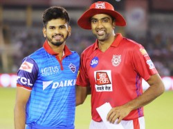 Ipl 2019 Kxip Vs Delhi Capitals Delhi Capitals Win The Toss And Opt To Field First