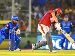Ipl 2019 Kxip Vs Delhi Capitals Kings Xi Score A Competitive Total