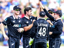 Icc World Cup 2019 New Zealand Announce Their Squad