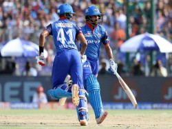 Ipl 2019 Delhi Reached To A Fighting Total Against Rcb