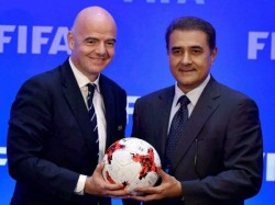 Praful Patel Becomes First Indian In Fifa Executive Council