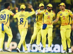 Possible Eleven For Chennai Super Kings In Ipl