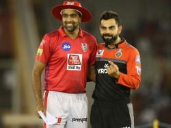 Ipl 2019 Rcb Sent To Bat After Lost Toss Against Punjab