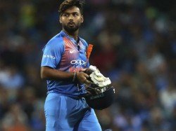 World Cup Rishabh Missed Out Karthik In Indian Sqaud