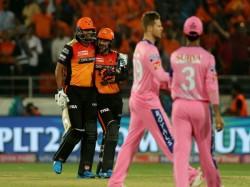 Ipl 2019 Rajasthan Royals To Take On Sunrisers Hyderabad
