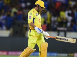 Mahendra Singh Dhoni S Luck Stucked At 1 Run In Ipl