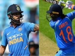 Kohli Mandhana Best In Ceat Cricket Rating Awards