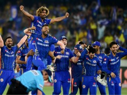 Mumbai Indians Beat Chennai Super Kings Wins Ipl 2019 Final
