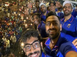 Mumbai Indians Ipl 2019 Victory Parade Brings City To A Ha
