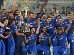 Mumbai Indians Won 4th Ipl Title By Beating Chennai Super Kings On This Day Last Year