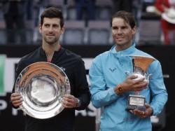 Rafael Nadal Blows Away Novak Djokovic In Italian Open