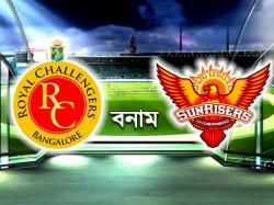 Ipl 2019 Rcb To Take On Srh At Chinnaswamy Stadium