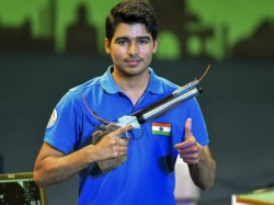 Shooter Saurabh Chaudhary World Champion Again Breaks His Own Record