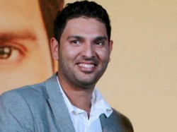 Yuvraj Singh Welcomes Leo Carter With Style