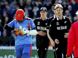 Icc Cricket World Cup 2019 New Zealand Beat Afghanistan By 7 Wickets