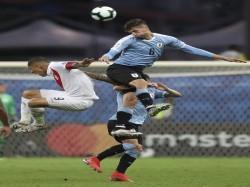 Copa America 2019 Luis Suarez Miss Penalty Peru Beat Uruguay Reach Semis