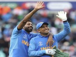 Dhoni Kohli And Hardik Get New Haircuts Before Afghanistan Match