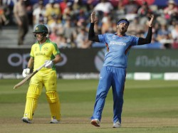 Australia Wins Against Afghanistan In First Match Of Wc Cricket