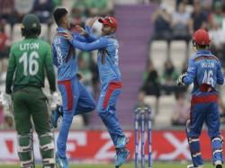 Mohammad Nabi Najibullah Zadran Hits7 Sixes In 7 Balls Afg Win Against Bang By 28 Runs