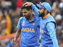 Bhuvneshwar Ruled Out Of Next 2 3 Games Due To Hamstring Injury