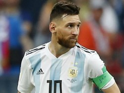 Messi Banned Argentine Captain Suspended From International Football For 3 Months