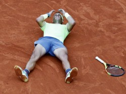 Rafael Nadal Becomes Champion In France Open Defeating Dominck Thiem