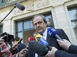 French Legend Michel Platini Arrested For 2022 Qatar World