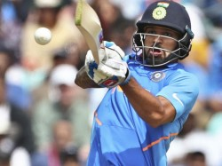 Shikhar Dhawan Ruled Out From Icc Cricket World Cup For 3 Weeks