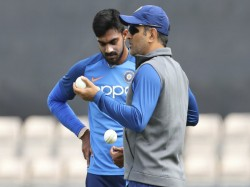 Vijay Shankar Joins Elite Club After First Ball Wicket In Icc World Cup Debut Pakistan