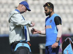 Kohli S Injury Scares Team India Before Start The World Cup Journey