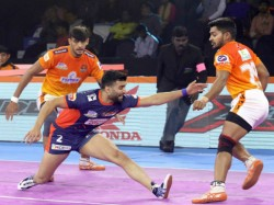 Bengal Warriors Smash Out Puneri Paltan In Pro Kabaddi Match