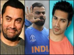 Virat Kohli S Team India Gets Emotional Note From Celebrites