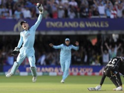 Video Old English Woman Goes Crazy To See Her Country Win Cricket World Cup