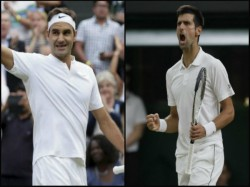 Roger Federer And Novak Djokovic Will Face Off At Wimbledon