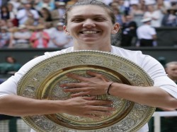 Simona Halep Beat Serena Become Wimbledon Champion