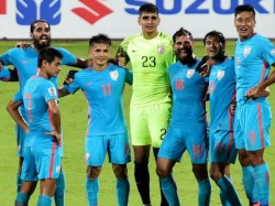 Indian Football Team Drop To 103 In Fifa Rankings