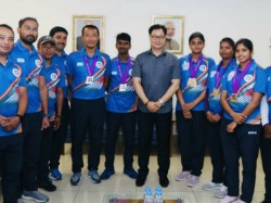 India Will Perform Better In Tokyo Olyimpics Says Rijiju