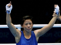 Indian Boxer Marry Kom Bags Gold Medel At President S Cup