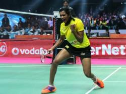 Despite Of Two Tournament Defeat Pv Sindhu Retains 5th Spot