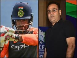 Virender Sehwag Has Shown Sympathy To Ambati Rayudu Said Wo