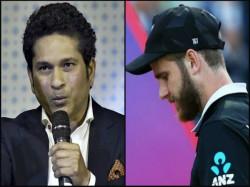 Sachin Tendulkar Praises Kane Williamson After World Cup Def
