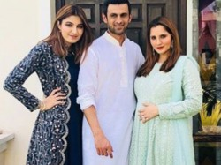 Mohammad Azharuddin S Son Asad Calls Sania Mirza S Sister Anam Mirza As Her Better Half