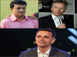 Rahul Dravid Told Secret About Sourav Ganguly And Steve Waugh Clash What He Told