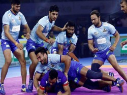 Patna Pirates Beat Tamil Thalaivas In A Close Encounter