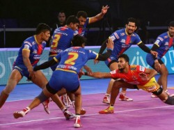 Bengal Warriors Brush Out Up Yoddha In Pro Kabaddi Match