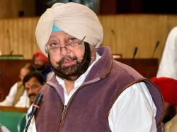Punjab Cm Wants Bharat Ratna For Hockey Legend Balbir Sing Sr