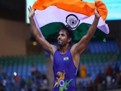 Bajrang Punia Won Fourth Medels Of The Year