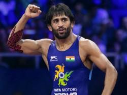 Bajrang Punia Indian Wrestler To Be Awarded Rajiv Gandhi Khel Ratna Award