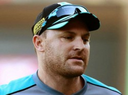 Brendon Mccullum Would Be The Kolkata Knight Riders Assistan Coach