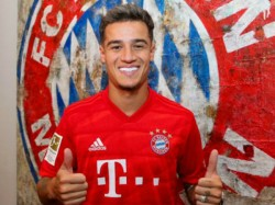 Philippe Coutinho Moves To Bayern Munich On Loan From Barcelona